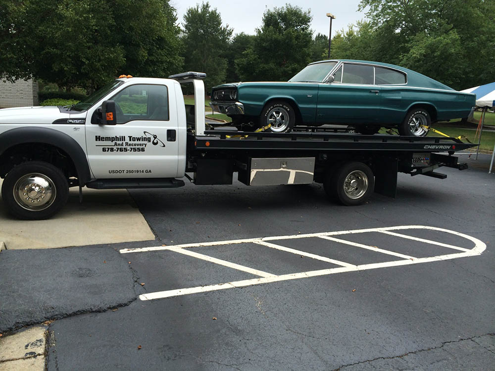 Hemphill Towing And Recovery LLC